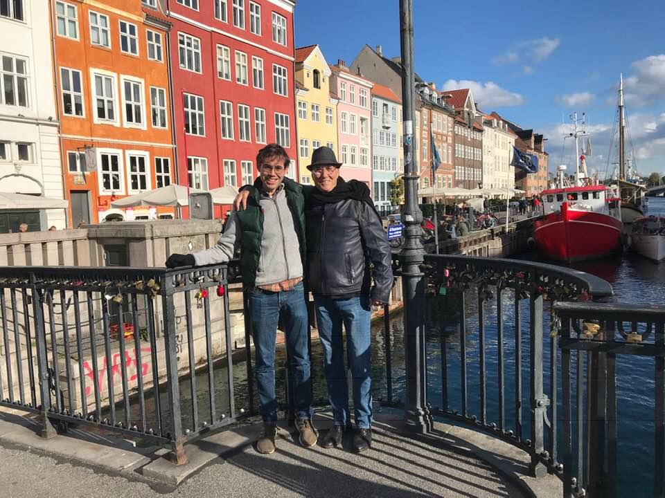 Copenhagen October 2018