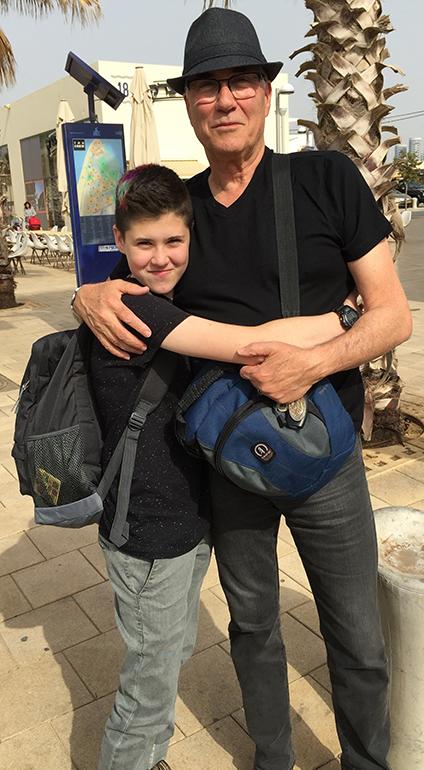 Tel Aviv, 4-19-2015