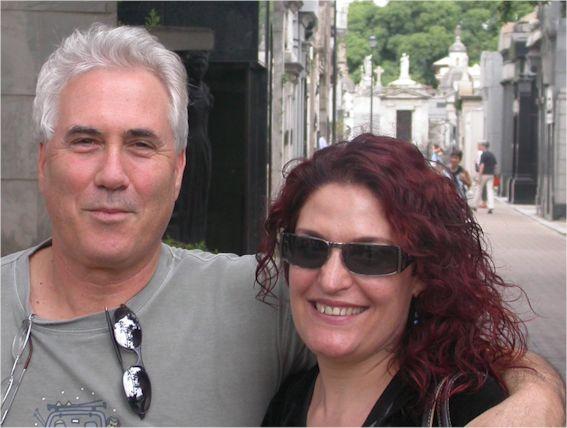 At Argentina summer 2005