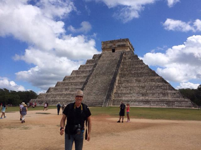 Mexico, Chichen Itza 1-31-2014